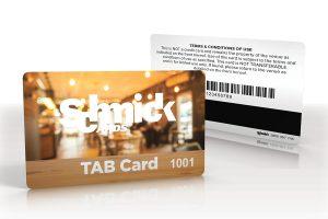 Generic TAB/Hotel Cards
